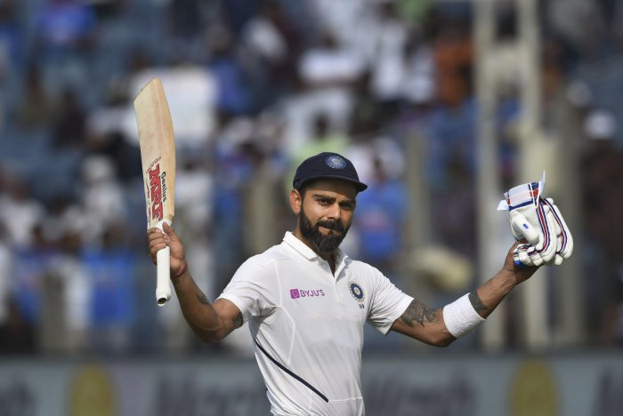 Indian cricket team captain Virat Kohli. PTI Photo