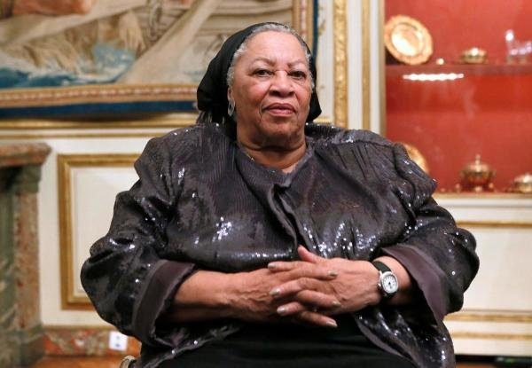 Toni Morrison. (AFP photo)