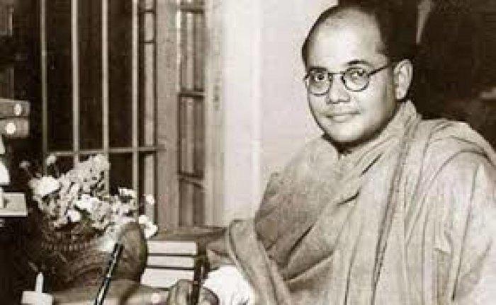 Netaji Subhash Chandra Bose (DH File Image)