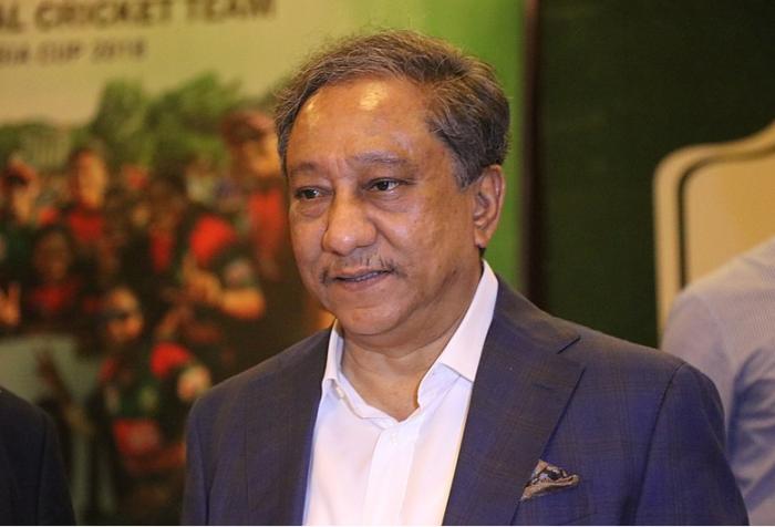 Bangladesh Cricket Board (BCB) President Nazmul Hassan. Photo credit: Wikimedia