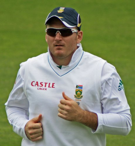 Former South Africa skipper Graeme Smith. Photo credit: Wikipedia