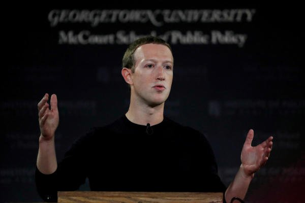 Facebook chief executive Mark Zuckerberg. (Reuters photo)