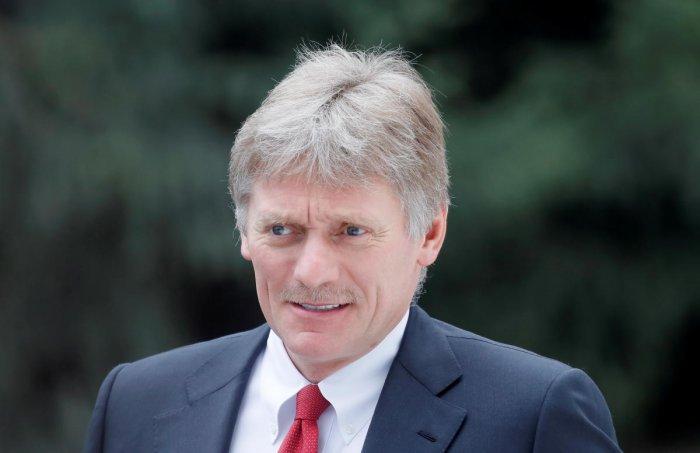 Kremlin spokesman Dmitry Peskov (Reuters Photo)