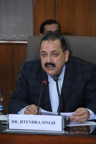 Union Minister Jitendra Singh. (Photo: Wikimedia Commons)