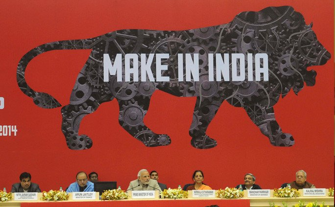 Riding high on the government's flagship 'Make in India' scheme and other reforms attracting foreign investment, India jumped 14 places on the ranking.
