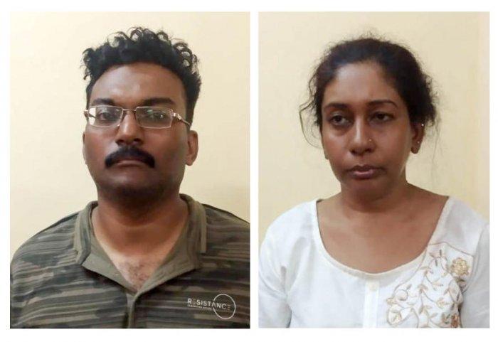 Pramod Kumar and Leena Kavitha.
