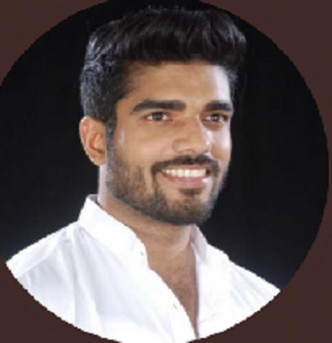 Prince Raj of the Lok Jan Shakti Party (Twitter/@princerajpaswan)