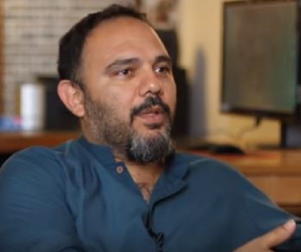 Pakistani film-maker Jamshed Mahmood Raza