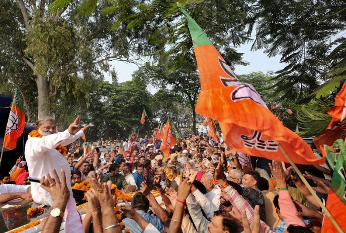 The Haryana assembly elections have thrown up striking similarities with the 2009 polls. (PTI Photo)