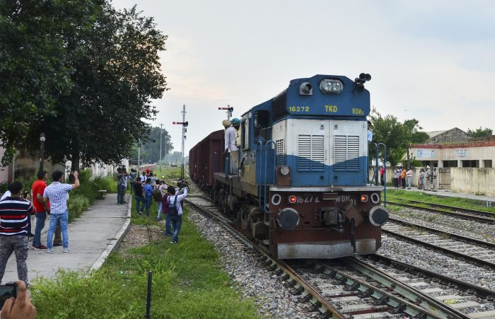 Also, augmentation of coaches in regular trains is being done to ensure berth availability during festive rush, the statement from railways said. (PTI Photo)