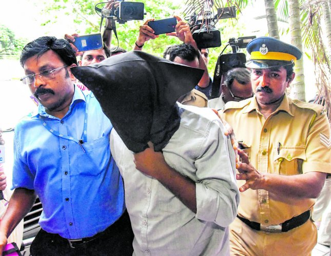 Riyas Aboobacker, arrested by the National Investigation Agency. (PTI File Photo)