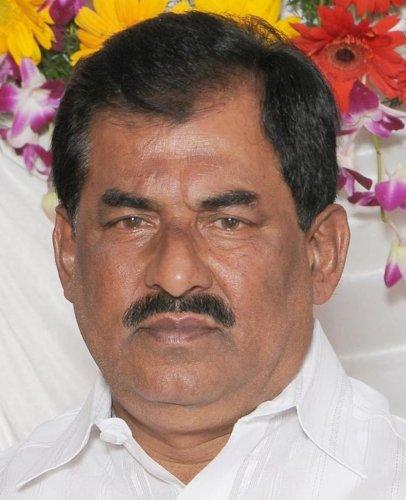 G K Venkatashiva Reddy