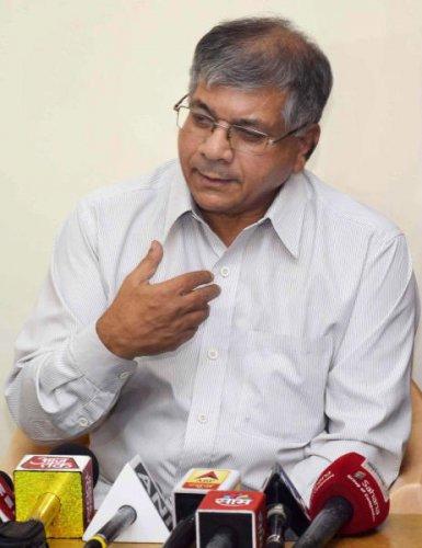 Prakash Ambedkar. (PTI photo)