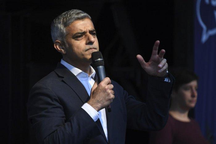 London mayor Sadiq Khan (AP/PTI Photo)