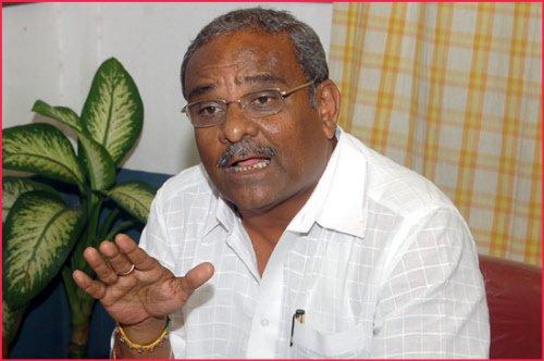 Hukkeri legislator Umesh Katti.