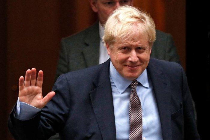Britain's Prime Minister Boris Johnson. AFP file photo