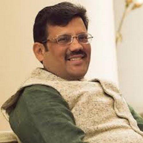 Former Punjab BJP president and senior party leader Kamal Sharma. (Twitter)