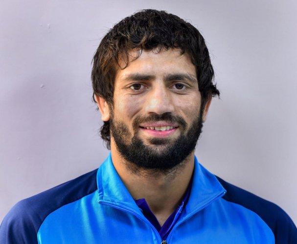 World Wrestling Championships medal winning wrestler Ravi Dahiya (PTI Photo)