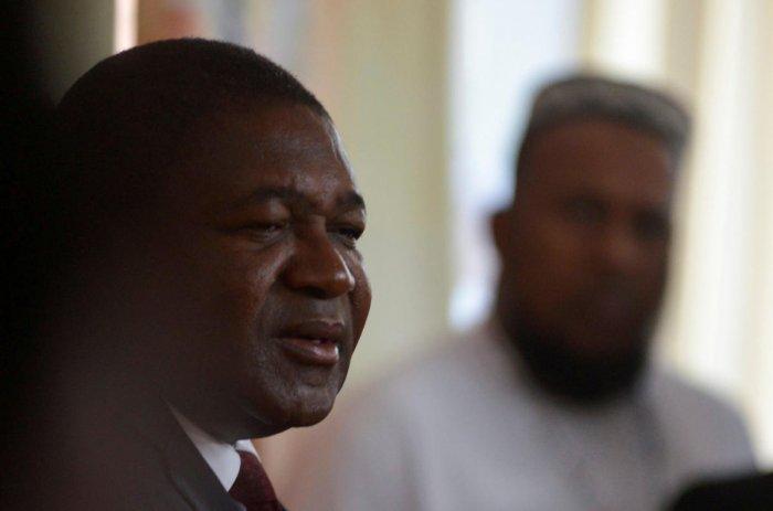 Mozambique's President Filipe Nyusi (Reuters Photo)