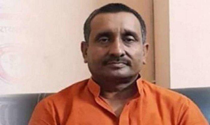 Expelled BJP MLA Kuldeep Singh Sengar