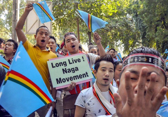 In the statement, the NNPGs asserted that the elected representatives of Nagaland should not be maintaining a neutral stand on the matter, now that the government was keen on finding a solution. (PTI File Photo)