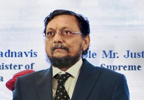Justice Sharad Arvind Bobde. (PTI photo)