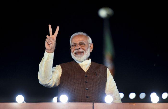 Prime Minister Narendra Mod. (PTI Photo)