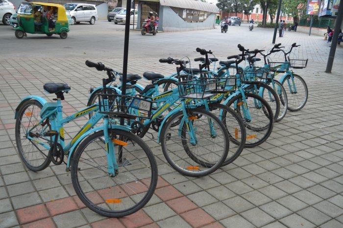 Cycle station-Nrupathunga road 4