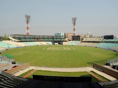 """Eden has been privy to a lot of history. It would be another feather on its cap,"""" Cricket Association of Bengal (CAB) secretary Avishek Dalmiya said. Reuters file photo."""