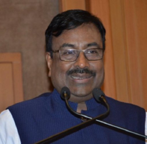 BJP leader Sudhir Mungantiwar. (Photo: Twitter)