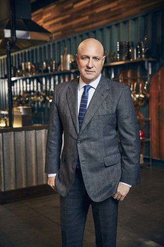 Tom Colicchio is the recipient of five James Beard Foundation Awards for cooking accomplishments.