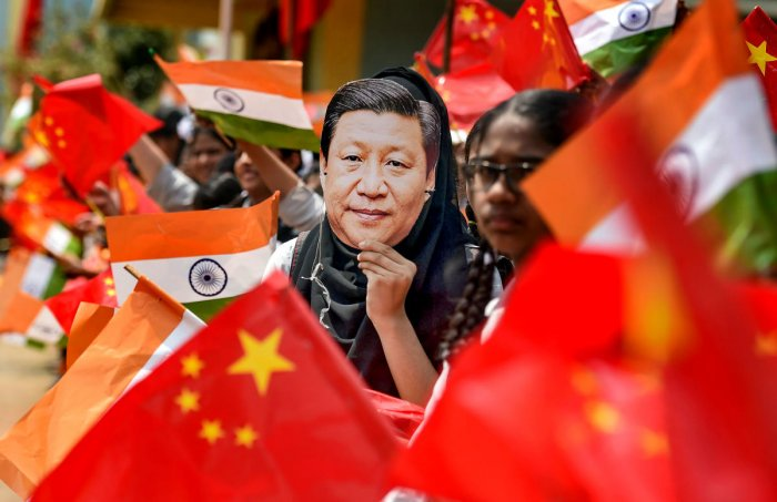 At the Mamallapuram summit, Modi and Xi agreed to set up a new mechanism led by Finance Minister Nirmala Sitharaman and Chinese Vice-Premier Hu Chunhua to discuss trade, investment and services. Photo/PTI