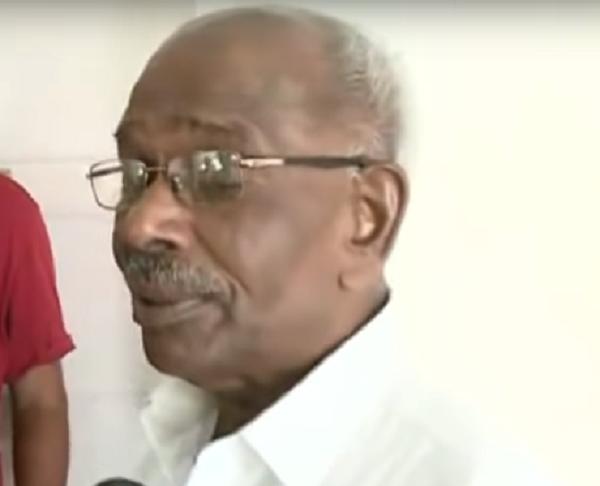 Kerala Power Minister M M Mani