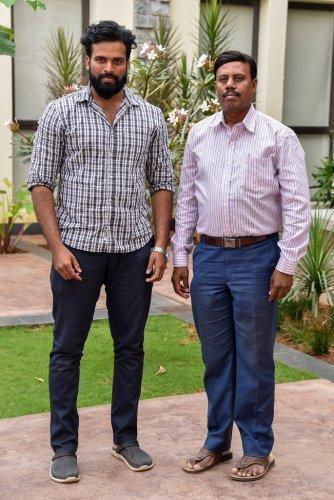 Naveen and Ravishankar