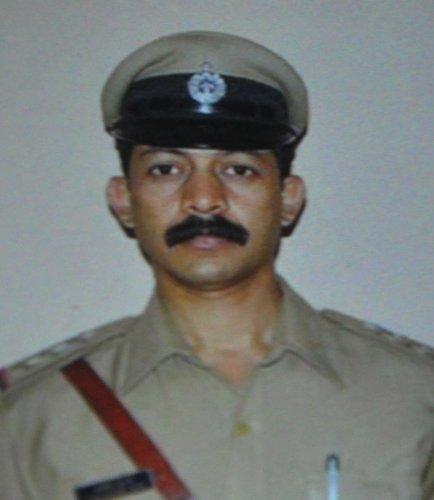 DySP Ganapathi
