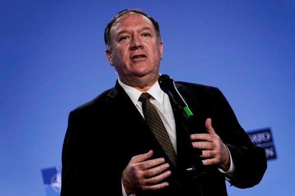 Secretary of State Mike Pompeo. (Reuters photo)