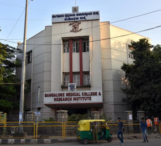 Currently, the state has only one dedicated trauma centre linked to the Bangalore Medical College and Research Institute (BMCRI), located on the Victoria Hospital premises. DH Photo