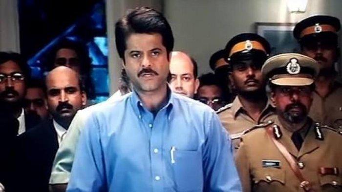 A scene from Nayak movie
