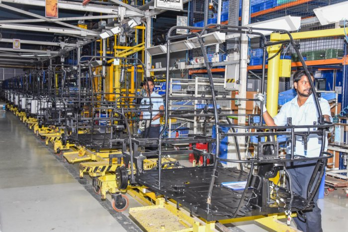 Electric Technology Manufacturing Hub. (DH Photo)