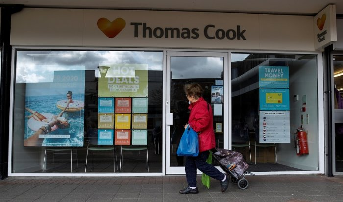 Thomas Cook. (File Photo)