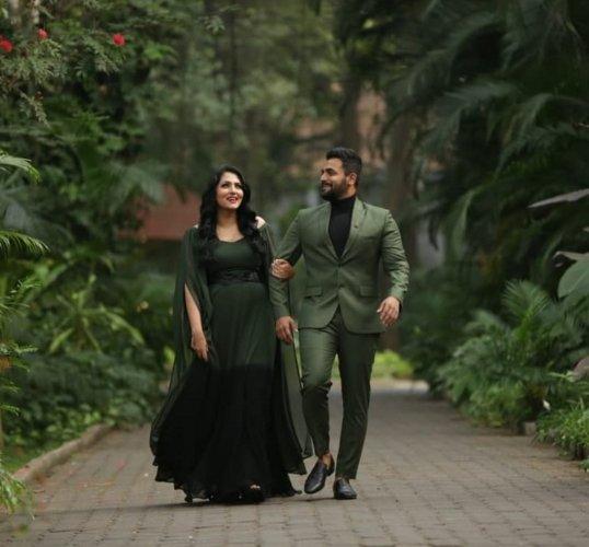 Vidya and Sriimurali.