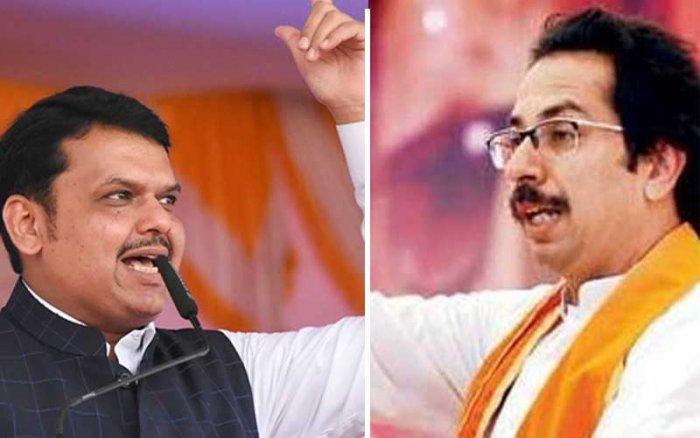 As the game of thrones in Maharashtra got tense, both, Chief Minister Devendra Fadnavis and Shiv Sena President Uddhav Thackeray,maintained silence.