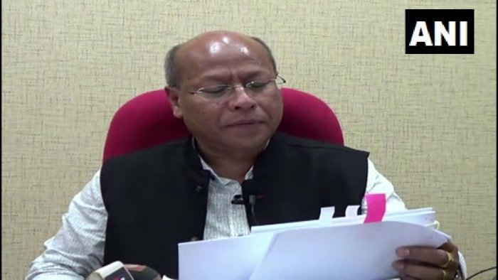 Meghalaya deputy chief minister Prestone Tynsong told reporters in Shillong on Friday that the new provisions will, however, not be applicable for non-tribal residents, central government employees and any other officials. (Twitter/ANI)