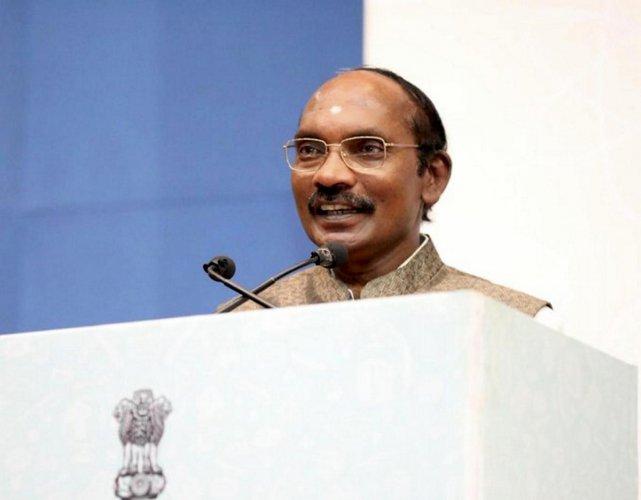 Indian Space Research Organisation's (ISRO) chief K. Sivan (PTI Photo)