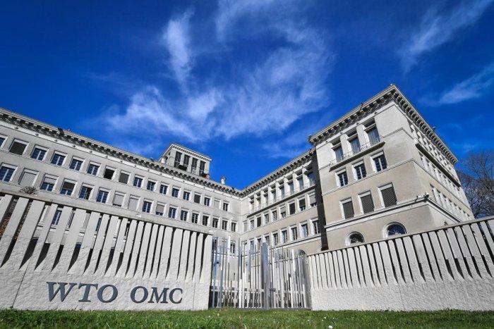 World Trade Organization (WTO) headquarters in Geneva. (AFP Photo)