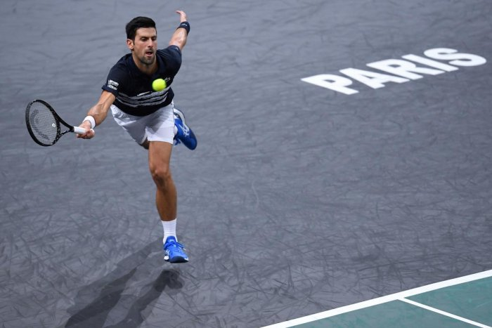 Serbia's Novak Djokovic (AFP Photo)