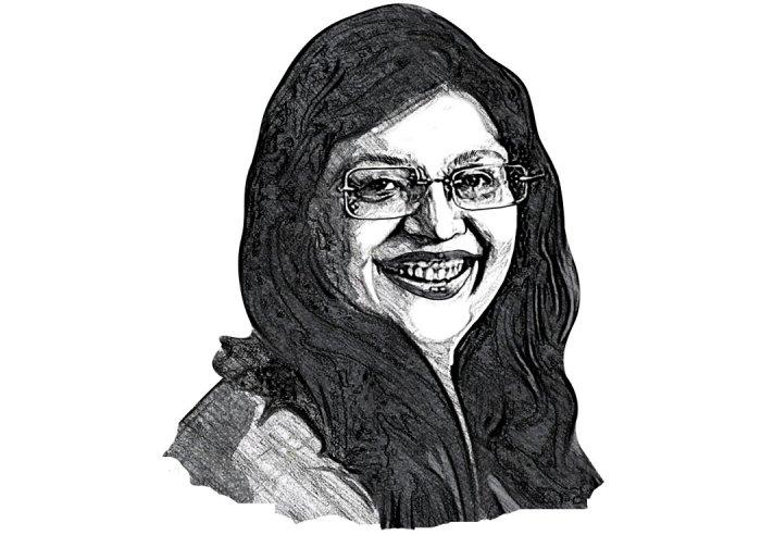 Harini Nagendra prides hereself on barking up all trees, right and wrong @HariniNagendra