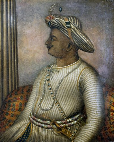 Tipu Sultan (1750-1799), also known as the Tiger of Mysore (File Image)