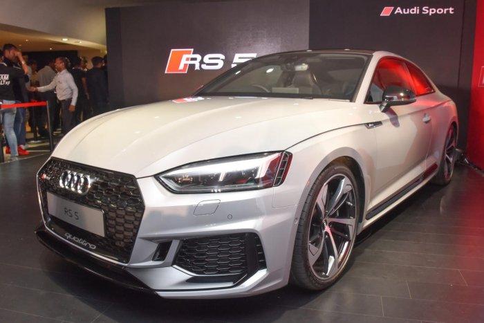 Audi car (Image for Representation)