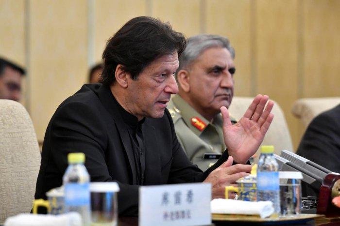Pakistan's Prime Minister Imran Khan (Reuters Photo)